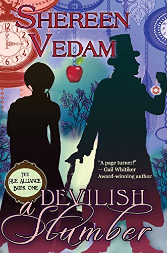 Book: A Devilish Slumber (The Rue Alliance Book 1) by Shereen Vedam