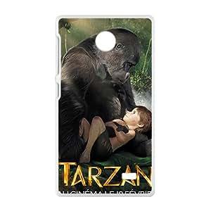 YYYT Tarzan Case Cover For Nokia Lumia X