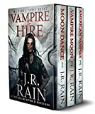 """Boxed set of the first three #1 bestselling """"Vampire for Hire"""" mystery novels, starring Samantha Moon - mother, wife, private investigator... vampire.MOON DANCE (Vampire for Hire #1)The thrilling first novel in Amazon's #1 bestselling superna..."""
