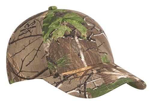 Port Authority Men's Pro Camouflage Series Cap OSFA Realtree Xtra Green