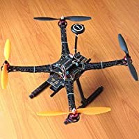 Hobbypower DIY S500 Quadcopter with APM2.8 Flight Controller NEO-7M GPS and HP2212 920KV Brushless Motor + Simonk 30A ESC