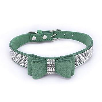 WHFDRHCWXQ Collar de Mascota Collares De Gatos ...