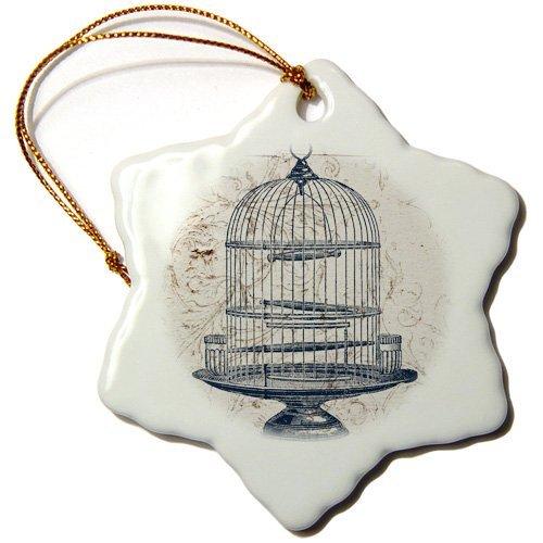 Owen Cocker Vintage - Jaula Redonda para pájaros de Estilo ...