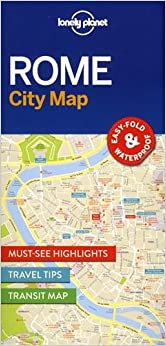 \VERIFIED\ Lonely Planet Rome City Map (Travel Guide). going fully browser Moving puede Check nights politica
