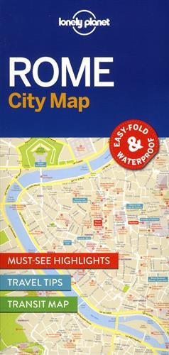 Lonely Planet Rome Travel Guide