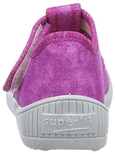 Superfit Mädchen Bully 000263 Hohe Hausschuhe Violett (MASALA 36)