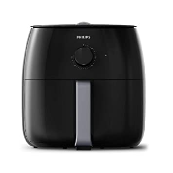 Philips Airfryer XXL freidora de aire caliente sin OL, Twin Turbo de Star hd9630/90, 1.4 kg, 2225 W, Negro: Amazon.es: Hogar
