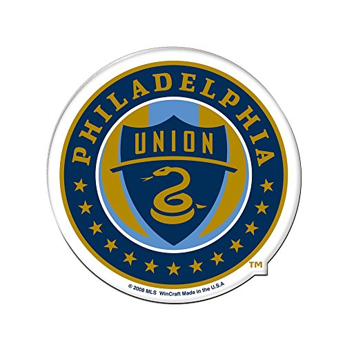 fan products of SOCCER Philadelphia Union Premium Acrylic Carded Magnet