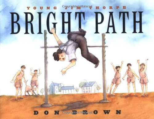 Bright Path: Young Jim Thorpe pdf