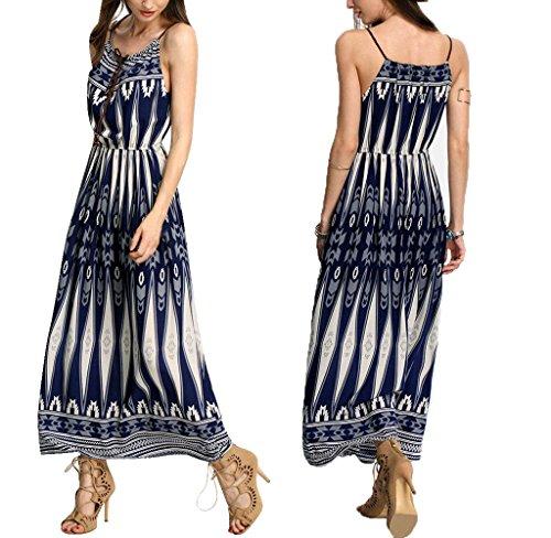 Usstore Women Ankle Length Sundress Dresses product image