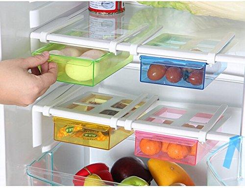 Kühlschrank Organizer : Hibote er set multi kühlschrank lagerung schublade gefrierschrank