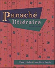 Panache litteraire (with Audio Tape) (Paperback)