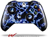 Electrify Blue – Decal Style Skin fits Microsoft XBOX One Wireless Controller (CONTROLLER NOT INCLUDED) Review