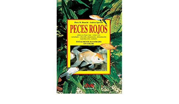 Amazon.com: PECES ROJOS (Spanish Edition) eBook: Piero M. Bianchi, Andrea Sperotti: Kindle Store