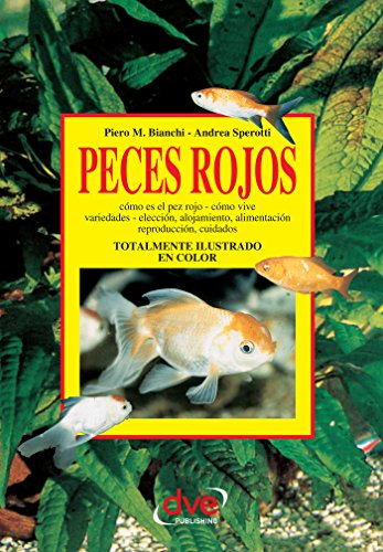 PECES ROJOS (Spanish Edition) by [Bianchi, Piero M., Sperotti,