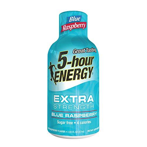 5 hour energy shots - 5