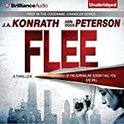 Flee: Chandler Series, Book 1 | J. A. Konrath, Ann Voss Peterson