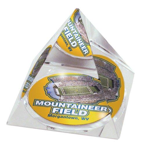 - NCAA West Virginia University Mountaineers Stadium in Large 3¼