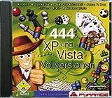 444 XP und Vista Vollversionen