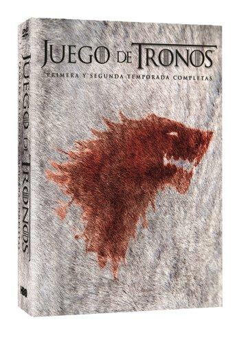 Juego De Tronos - Temporadas 1+2 [DVD]: Amazon.es: Peter Dinklage ...