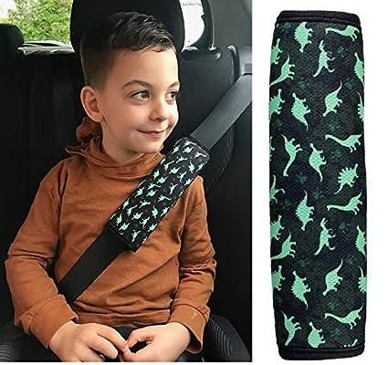 1x Protecteur de ceinture de sécurité pour ceinture de sécurité Coussin d épaule  Coussin d 9aa093ba8be