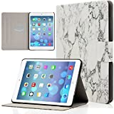 ipad mini cases cheap - iPad Mini 1 2 3 Case, Dteck(TM) Ultra Slim Smart Flip Stand PU Leather Case Cover With Auto Sleep / Wake Feature for Apple iPad Mini 1 2 3 7.9 Inch Tablet (01 Stone)