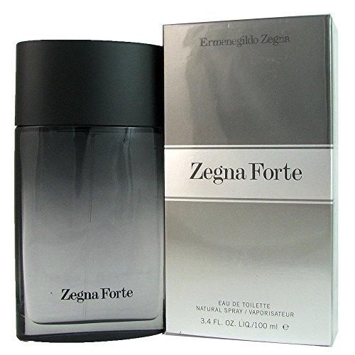 Ermenegildo Zegna Zegna forte Eau de Toilette Spray for Men, 3.4 - Discount Zegna