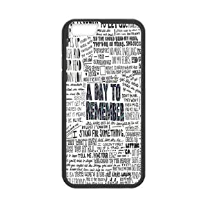 iPhone 6 Protective Case -A Day To Remember Hardshell Cell Phone Cover Case for New iPhone 6