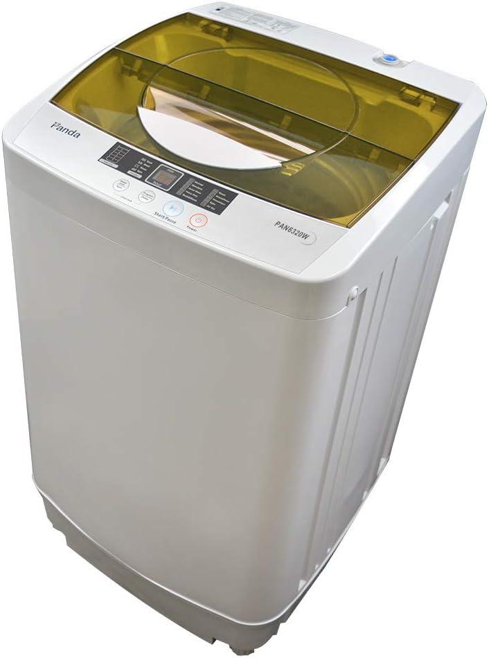 Panda 移动式 小型洗衣机,10磅容量