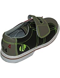 Linds Youth 300 Classic Rental Glow Bowling Shoes- Hook and Loop