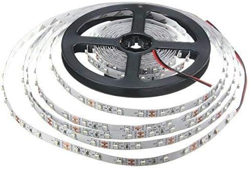MASUNN 0.5/1/2/3/4/5M 3528 UV Ultravioleta Púrpura Lámpara de Tira de LED Flexible luz 12V-2 M