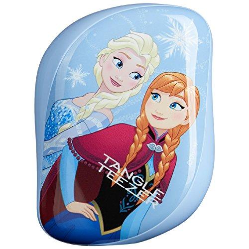 Disney Princess Compact - Tangle Teezer Compact Styler, Disney Frozen, 0.23 Gram