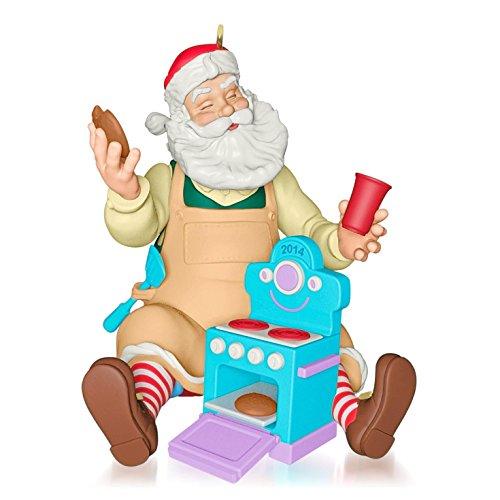 Toymaker Santa 15th In Series - 2014 Hallmark Keepsake Ornam