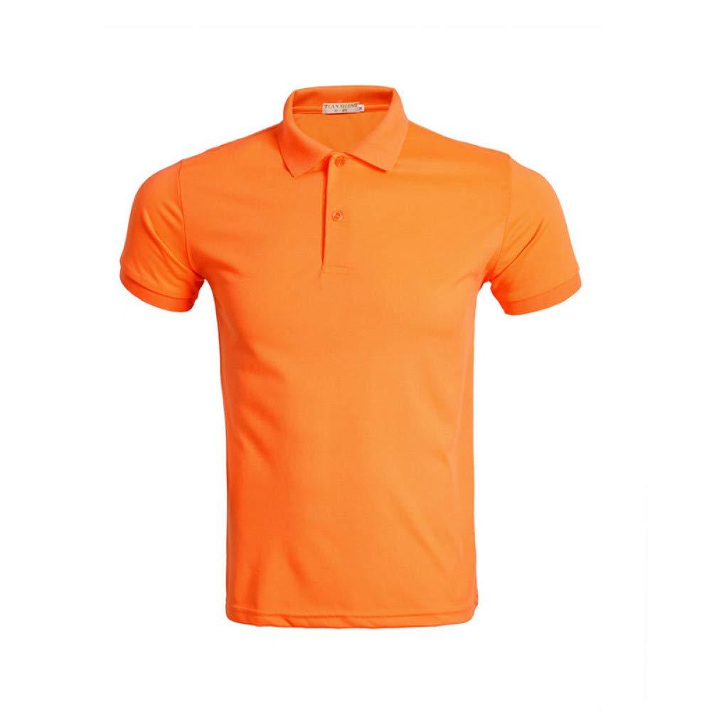 PARKLEES Neue Marke Polo-Shirt Männer Polo Homme Mode Einfarbig ...