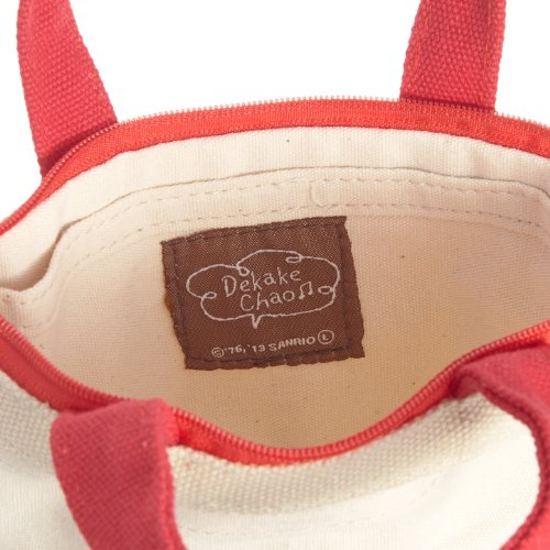 Personaggi gourmandise Sanrio Ciao Kitty Mini tote bag (Japan import / Il pacchetto e il manuale sono scritte in giapponese)