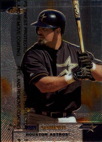 1999 Finest #190 Ken Caminiti Card