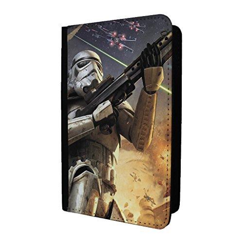 /St-t1799 Star Wars Battlefront passeport Coque/