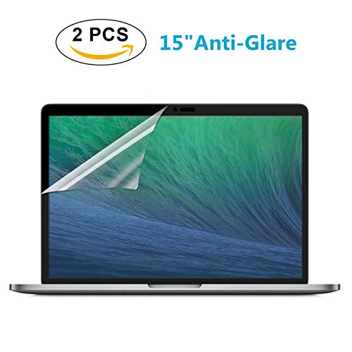 (2-Pack)Anti Scratch Matte Mac
