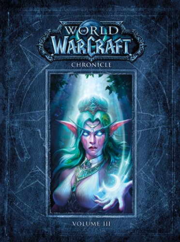 World of Warcraft Chronicle Volume 3 cover