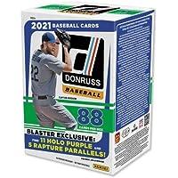 $39 » 2021 Panini Donruss MLB Baseball BLASTER box (88 cards/bx)