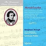 Romantic Piano Concerto, Vol. 17 - Mendelssohn: Piano Concertos Nos. 1 & 2; Capriccio Brillant; Rondo Brillant