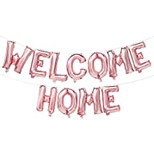 Welcome Home Signs for Home Decor