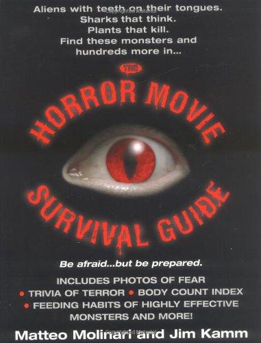 Read Online The Horror Movie Survival Guide ebook