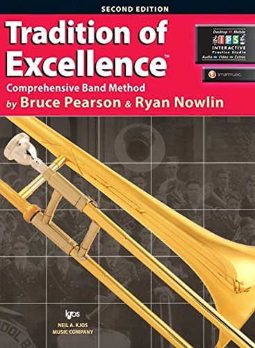 - W61TB - Tradition of Excellence Book 1 - Trombone