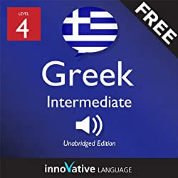 Learn Greek with Innovative Language's Proven Language System - Level 05: Advanced