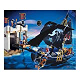 Playmobil 5775 Pirate's Attack Set 291 pieces