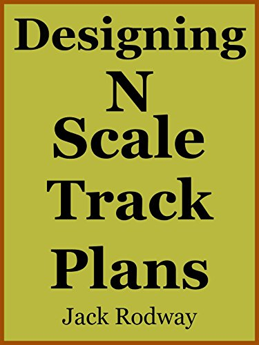 Designing N Scale Track Plans (Scale Track Plan)