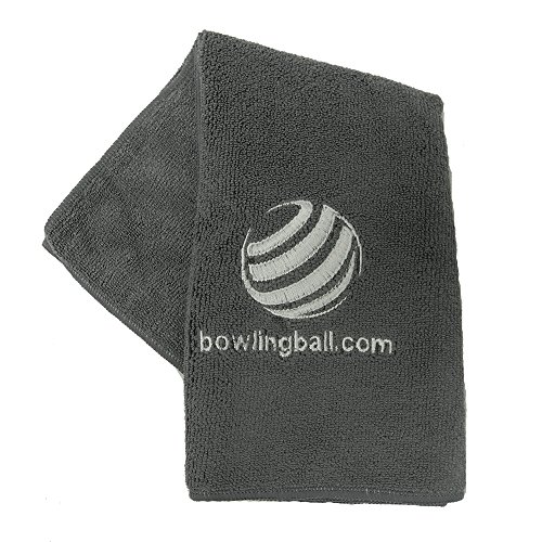bowlingball.com Stitched Microfiber Bowling Towel