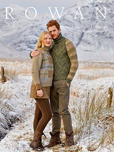 Rowan Designer - Rowan Knitting & Crochet Number 56