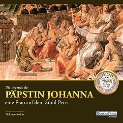 Die Legende der Päpstin Johanna
